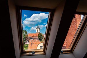 okno sachowe obrobione